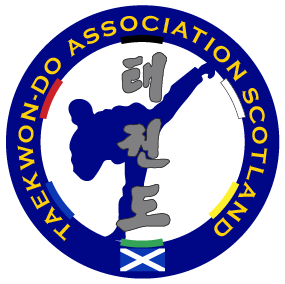 Taekwondo Association Scotland Logo